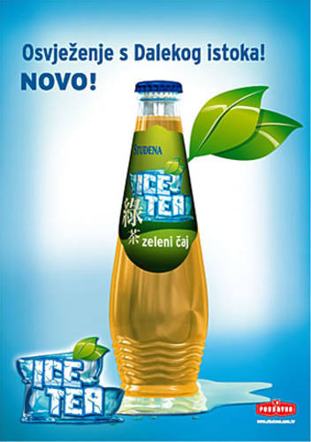 Ice Tea - Green Tea
