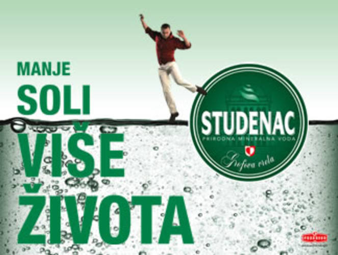 Studenac - Less Salt, More Life