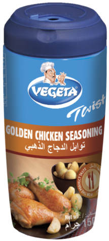 Vegeta Twist Golden Chicken Seasoning