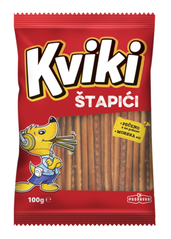 Kviki sticks