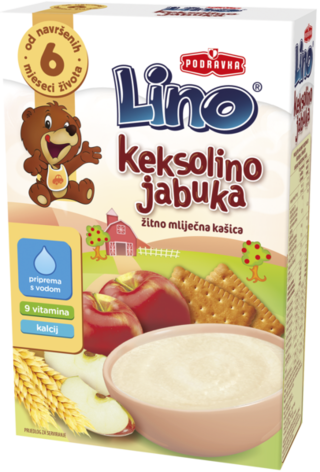 Lino Keksolino apple