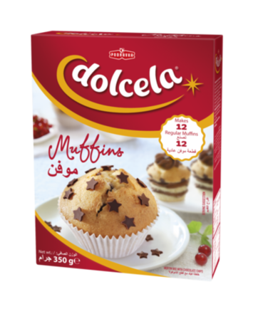 Dolcela Muffins