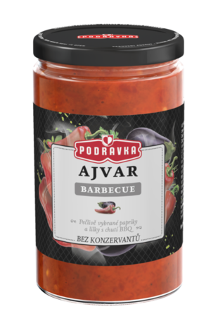 Ajvar barbecue