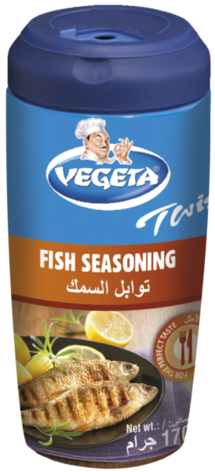 Vegeta Twist Fish Seasoning