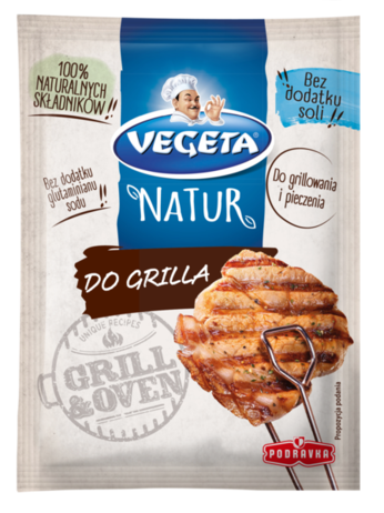 Vegeta Natur do grilla