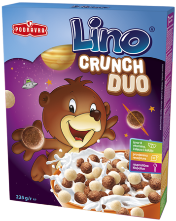 Lino Crunch duo