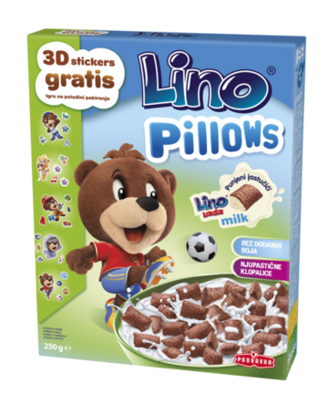 Lino Pillows milk