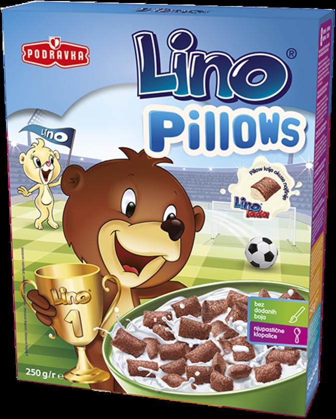 Lino Pillows Pillows Filled With Lino Lada Milk Podravka