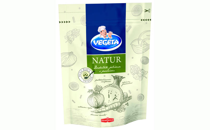 Vegeta Natur - package